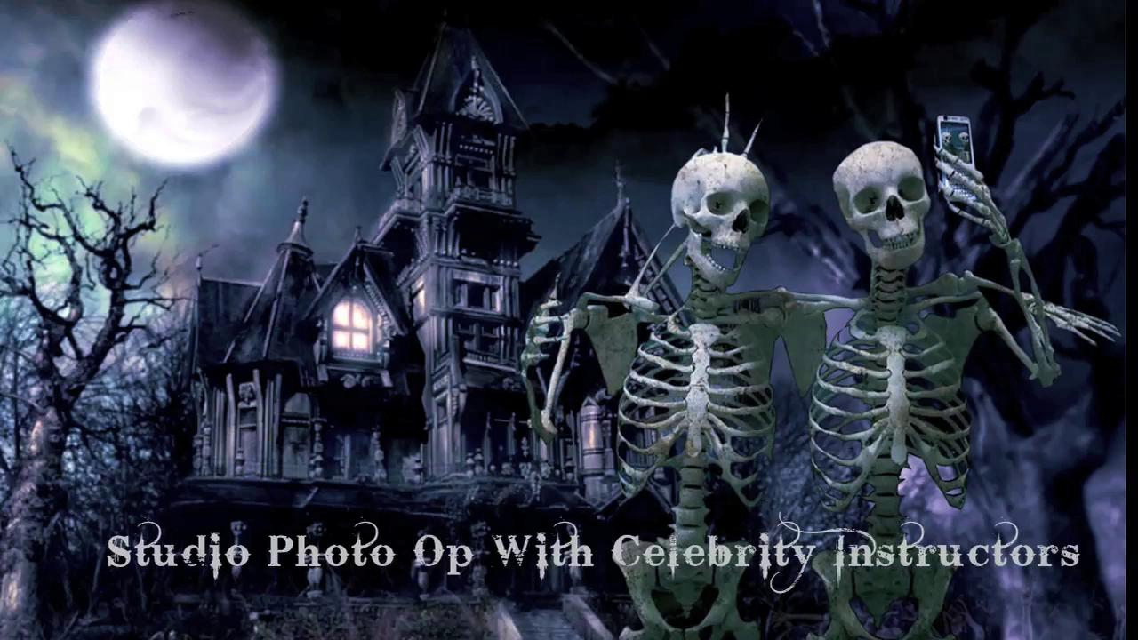 Halloween At Visionary Dance