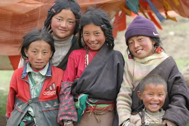 TibetanChildren